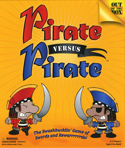 Pirate versus Pirate