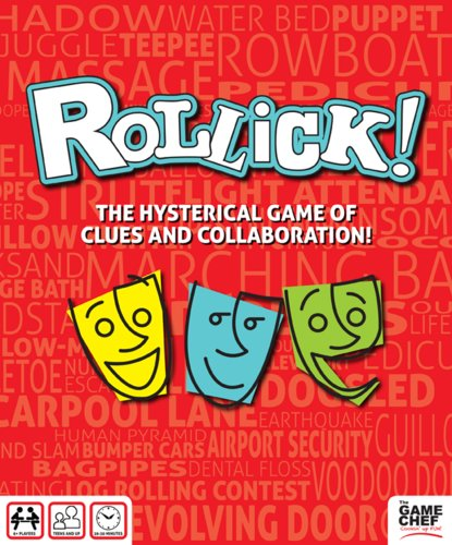 Rollick! party game