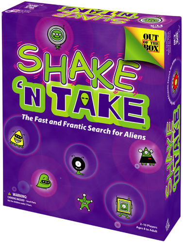Shake 'N Take party game