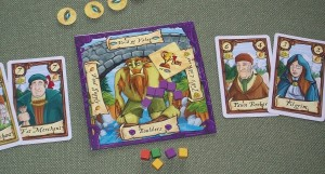 Bridge Troll board game