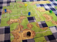Carcassonne – a fun time in the countryside