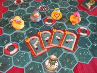 Duck, Duck, Go! board game