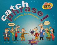 Catch Phrase! party game