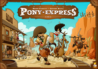 Pony Express Box