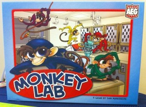 Monkey Lab box
