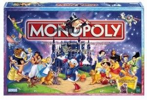 Monopoly Disney Box