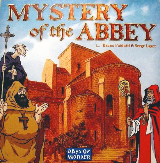 Mystery of the Abbey Review | Board Game Reviews by Josh
