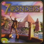 7 Wonders family card game