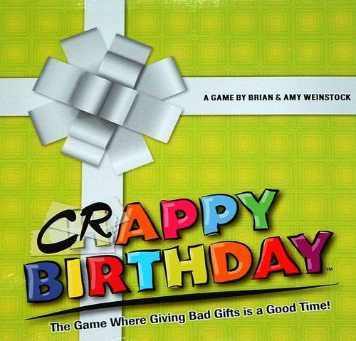 Crappy Birthday Party Game Review