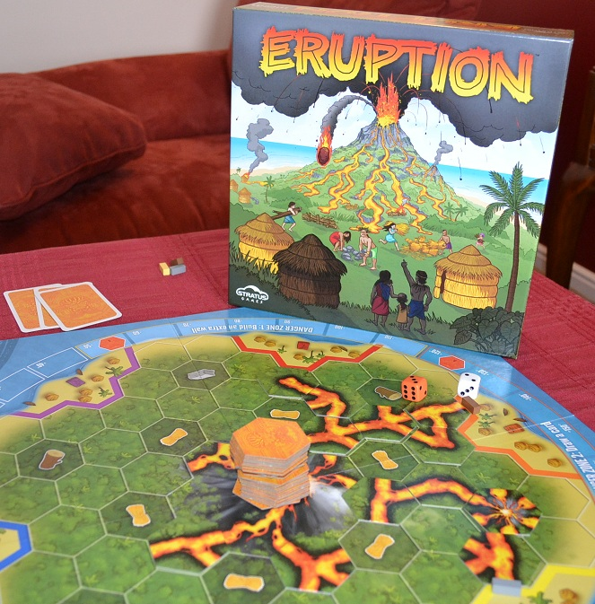 volcano eruption games