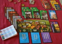 7 Wonders card game