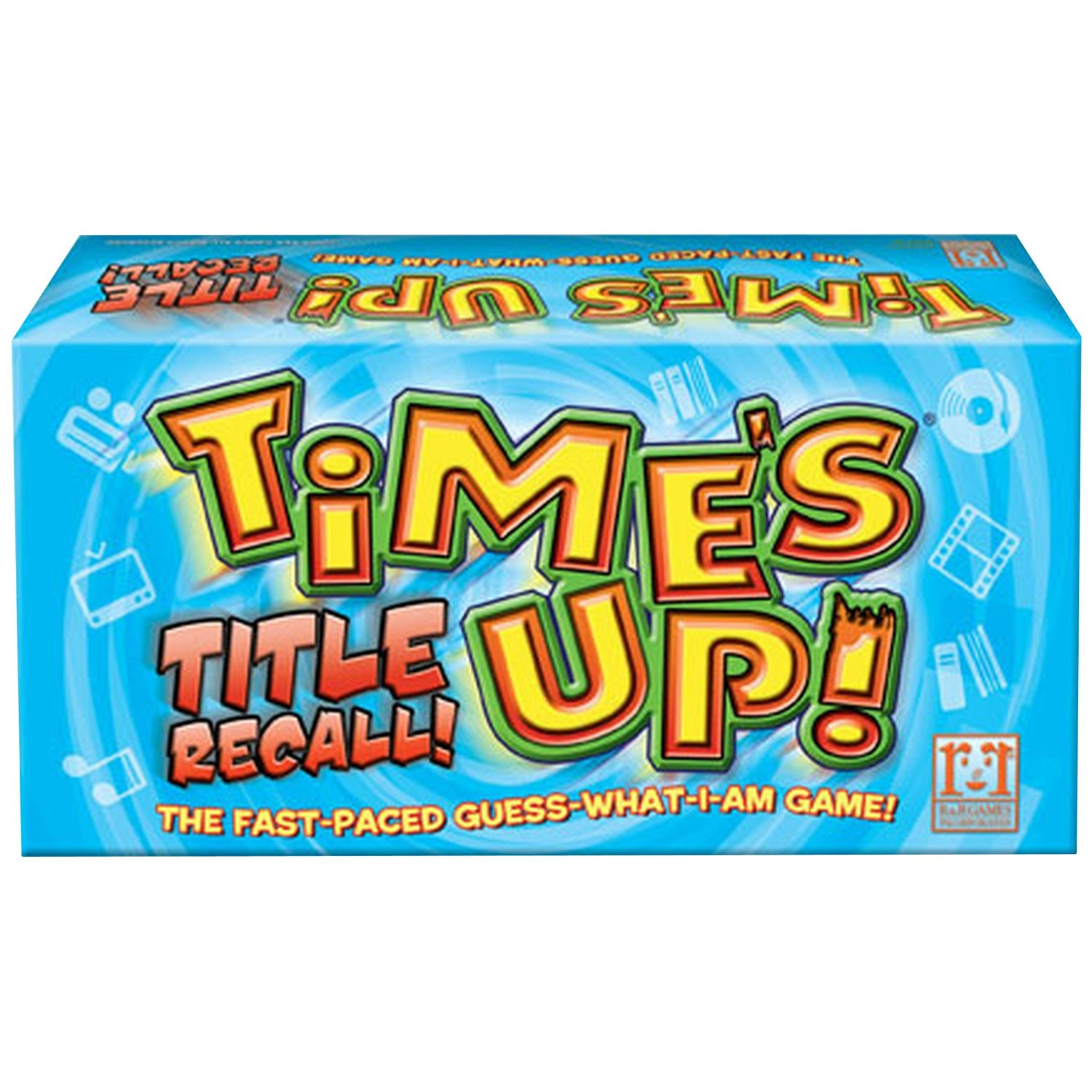 Time's Up: Title Recall party game
