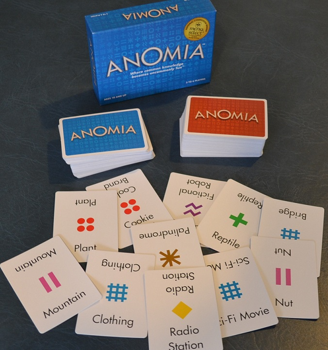 the board game family anomia party game review - the board game family, Skeleton