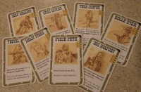 Bang Dodge City card game