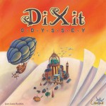Dixt Odyssey party game