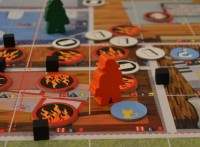 Flash Point: Fire Rescue cooperative board game