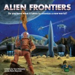 Alien Frontiers board game