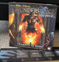 Thunderstone Advance Towers of Ruin card game
