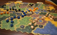 KingdomBuilder board game
