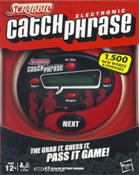 Catch Phrase party game box