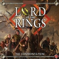 Lord of the Rings the Confrontation board game
