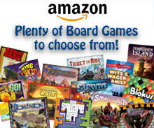 Amazon deals on board games