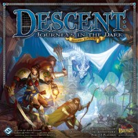 Descent: Journeys in the Dark 2nd edition board game
