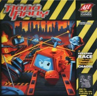 RoboRally board game box