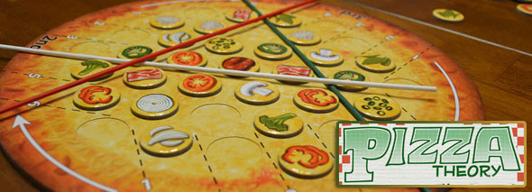 Pizza Theory board game