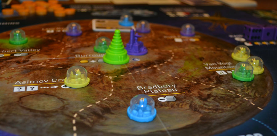 Factions Board Game