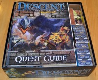 Descent Journeys in the Dark 2nd Edition Conversion Kit