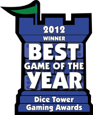 The Dice Tower Awards 2012