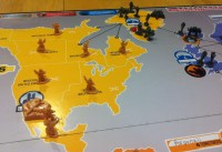 Risk Legacy board game