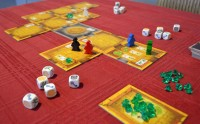 Escape Curse of the Temple board game