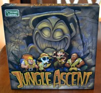 Jungle Ascent board game