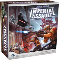 Star Wars Imperial Assault board game box