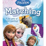 Frozen Memory Match