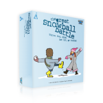 The Great Snowball Battle card game