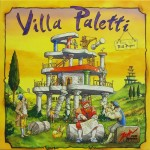 Villa Paletti board game