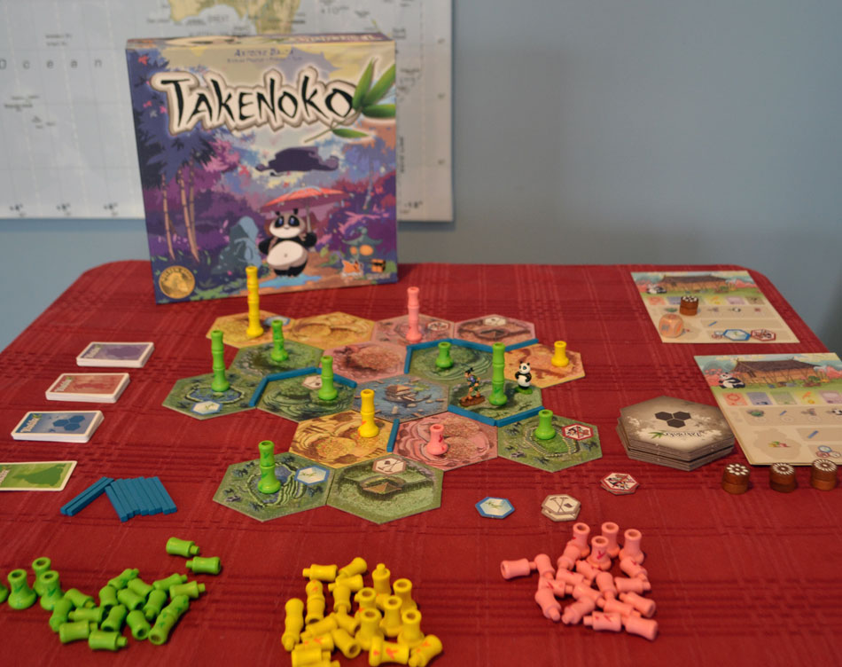 takenoko your bamboo garden awaits the board game family