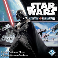 Star Wars: Empire vs. Rebellion card game