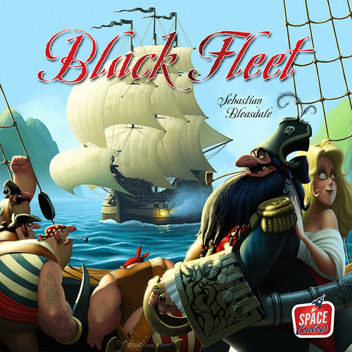 Black Fleet the board game