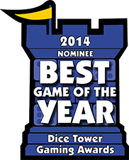 The Dice Tower Awards Best Board Game