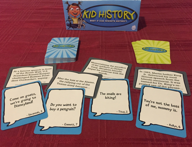 kid board game: