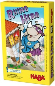Rhino Hero children's game