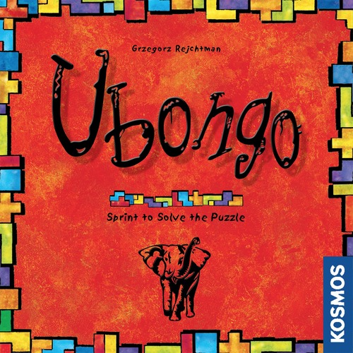 Ubongo family board game