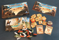 Longhorn board game