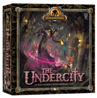 The Undercity board game