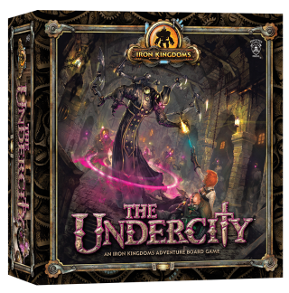 The Undercity the board game