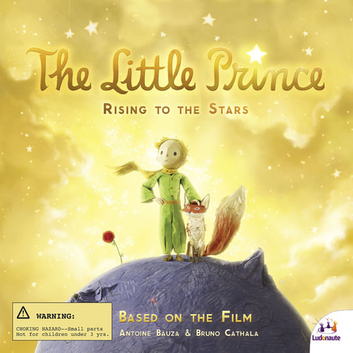 The Little Prince: Rising to the Stars children's board game